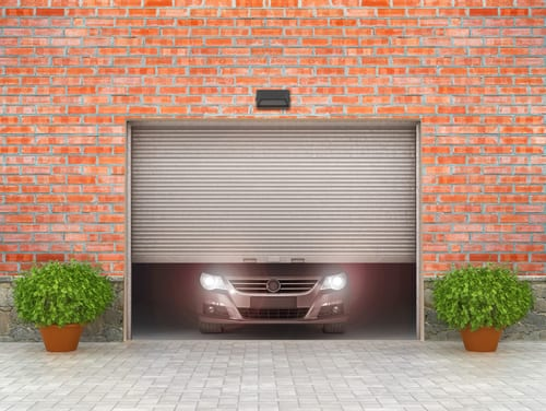 My Garage Door Won't Close During the Day