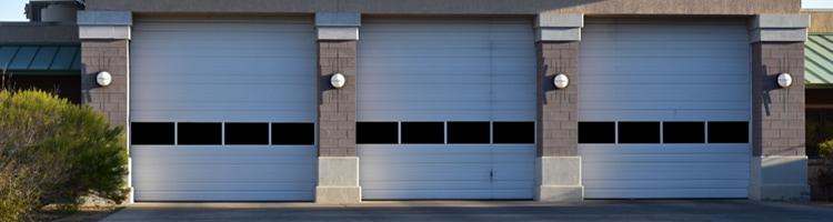 Industrial Garage Door in Las Vegas