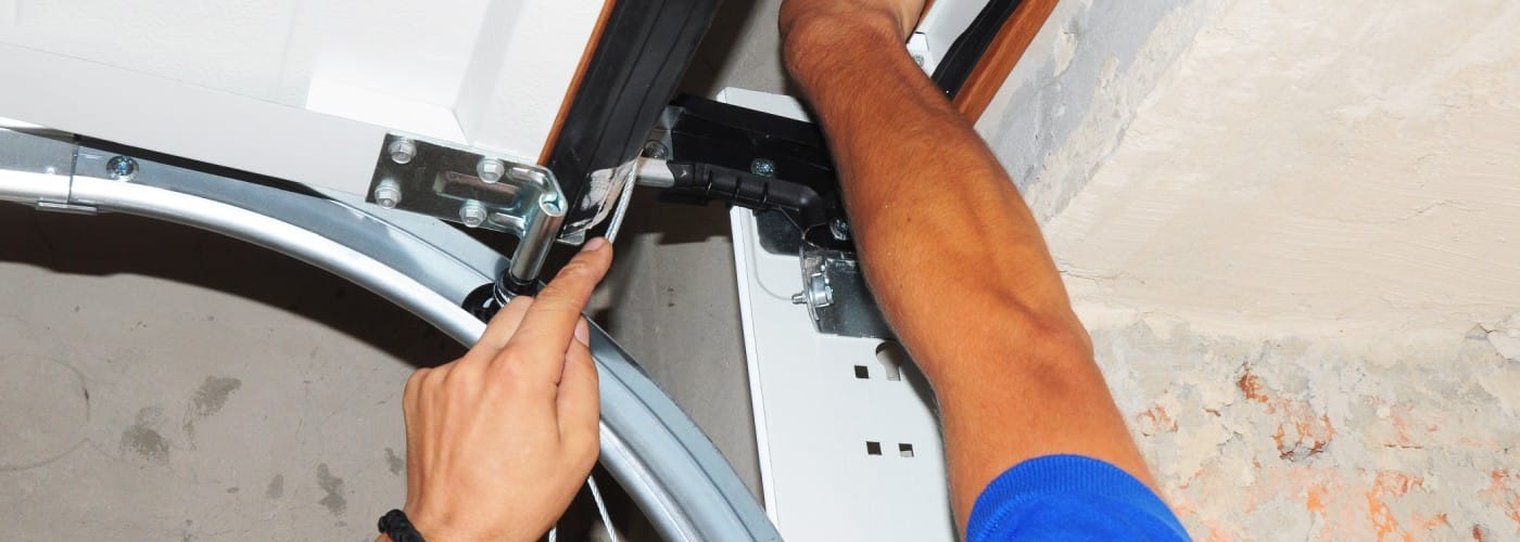How to Fix an Off Track Garage Door