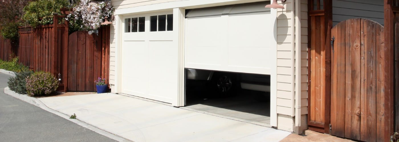 My Garage Door Will Open or Close by Itself