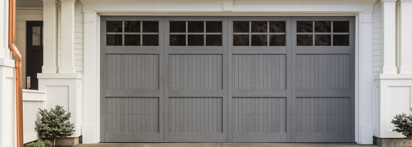 Things to Consider if You Want Windows in Your Garage Door